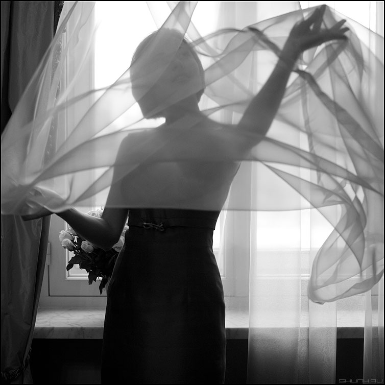 Тюль - девушка онко тюль саша розы нежное фото фотосайт