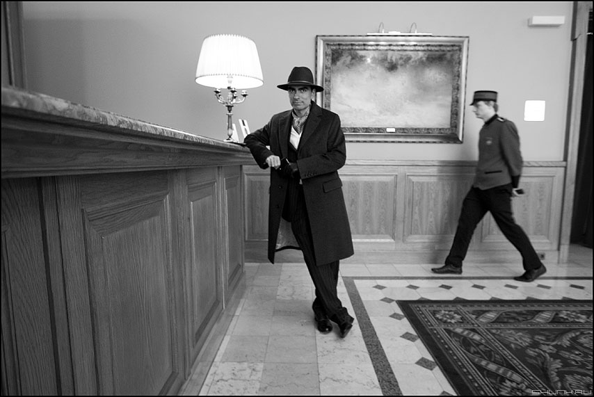 * * * - гостиница 30-е майс алькопоне партье монохромное жанр фото фотосайт
