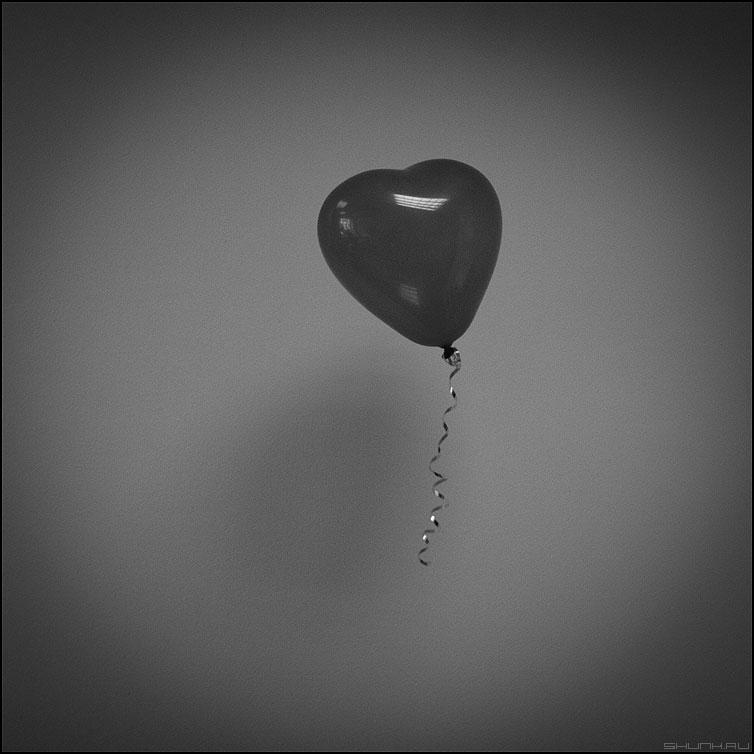 The love fly away - шарик дсв валентин праздник квадратное элемент фото фотосайт