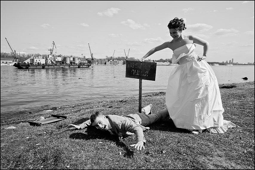 Свадебные будни - свадьба фотограф невеста жених креатив фото фотосайт