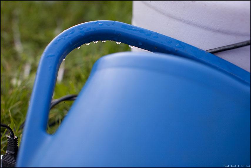 Капелечечки - лейка капли огородное дачное элементы фото фотосайт
