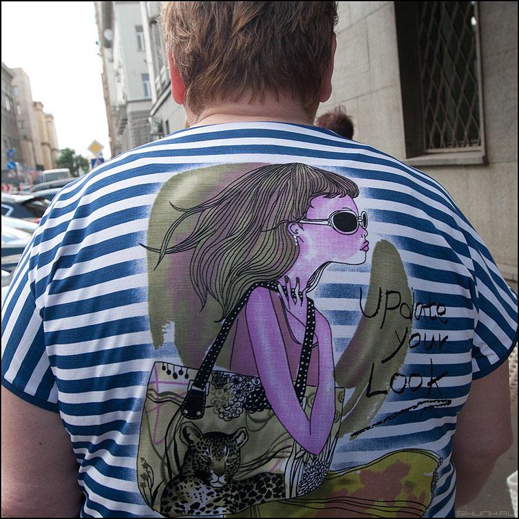 Ты морячка я моряк - стиль футболка морячка рисунок стиль квадратное люди фото фотосайт