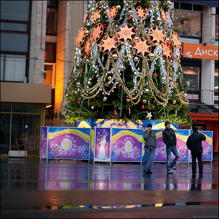 Новый год, порядки новые - елка 2010 новыйгод понаехали болтать понаехавск фото фотосайт