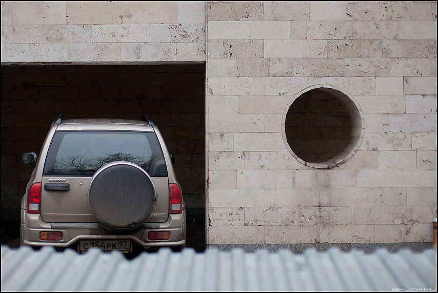 ЛЕГО - лего машина дырочка окружности круги фото фотосайт