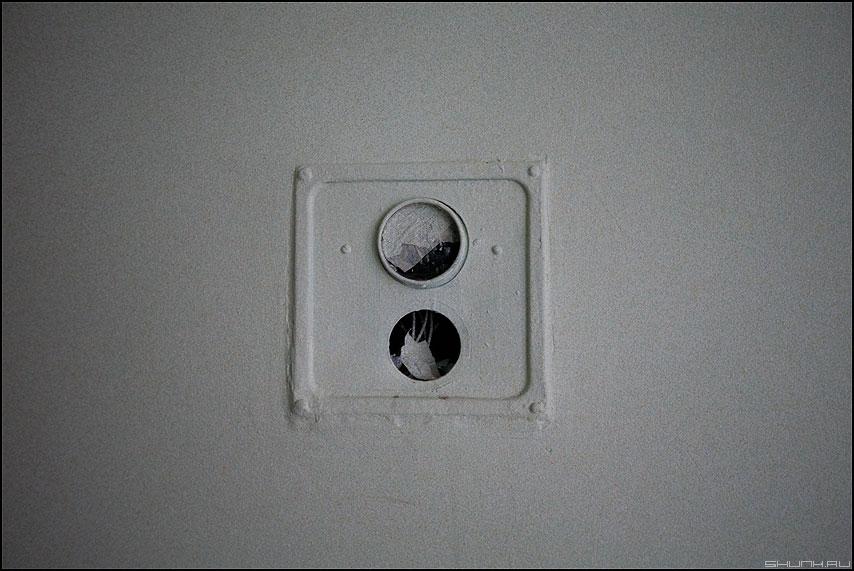 Теорема о трезубце или о трилистнике - элемент стена теорема симпл розетка фото фотосайт