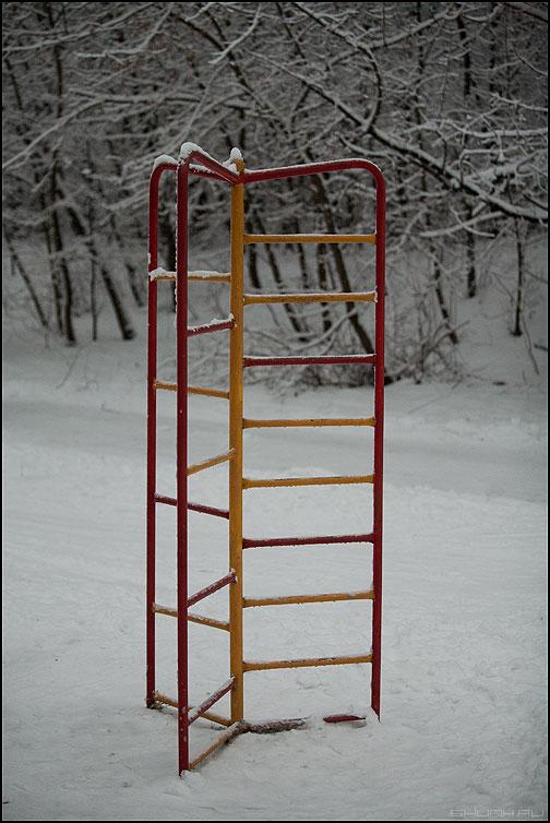 Лазелка - холод зима элементы уличное фото фотосайт