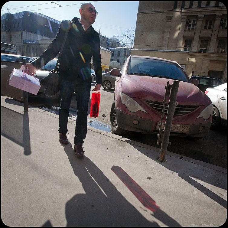 Пакет на просвет - мужик подарки 8матра авто квадратное фото фотосайт