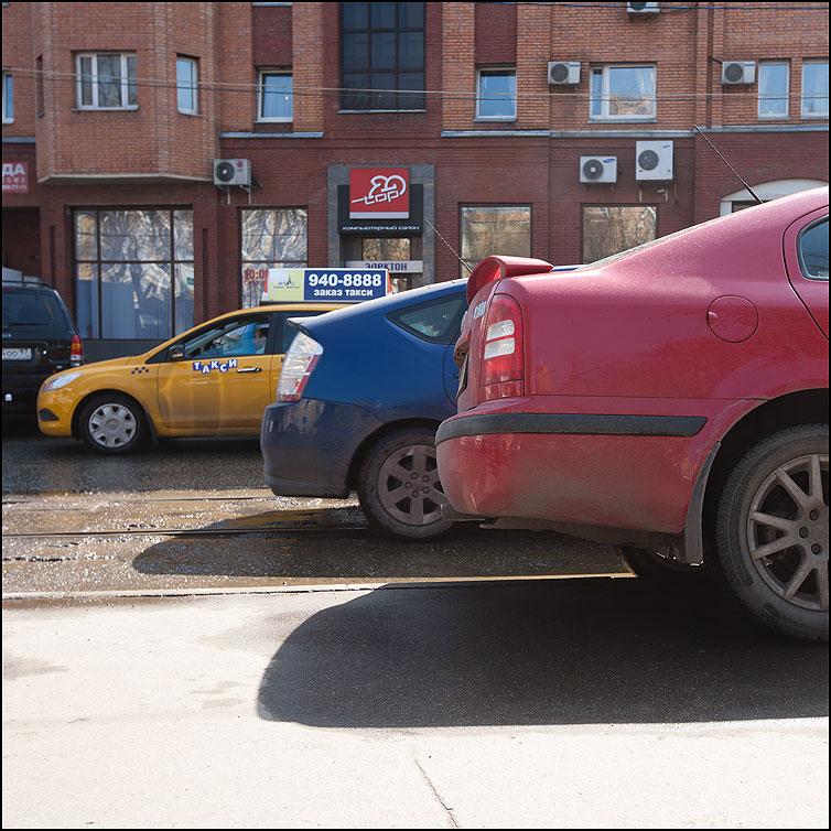 Буквально все заполонили - автомобили квадратное цвета радуга фото фотосайт