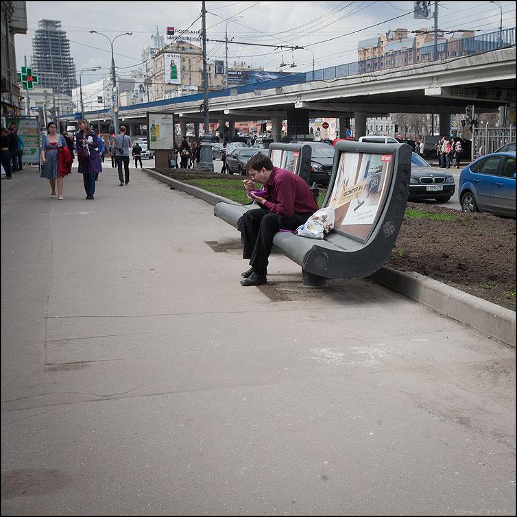 Бизнесланч - обед уличное цветной кушать тарелка мужик голод фото фотосайт