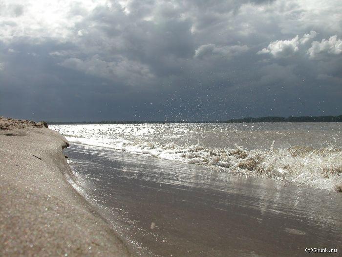 Волга - Волга - берег река песок вода Волга фото фотосайт