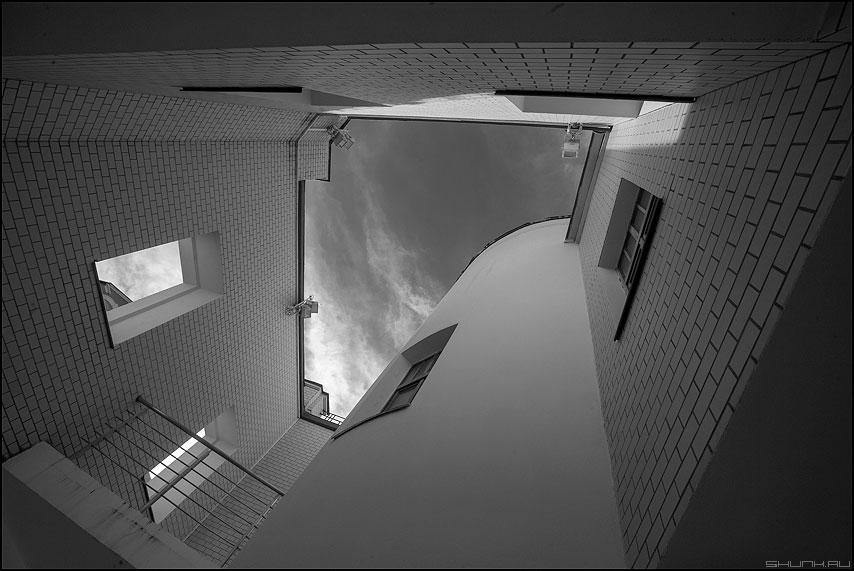 Теорема искажения хорд (доказательство) - теорема вверх архитектура геометрия смотреть линии фото фотосайт