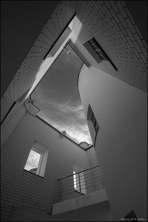 Теорема искажения хорд - теорема вверх архитектура геометрия смотреть линии фото фотосайт