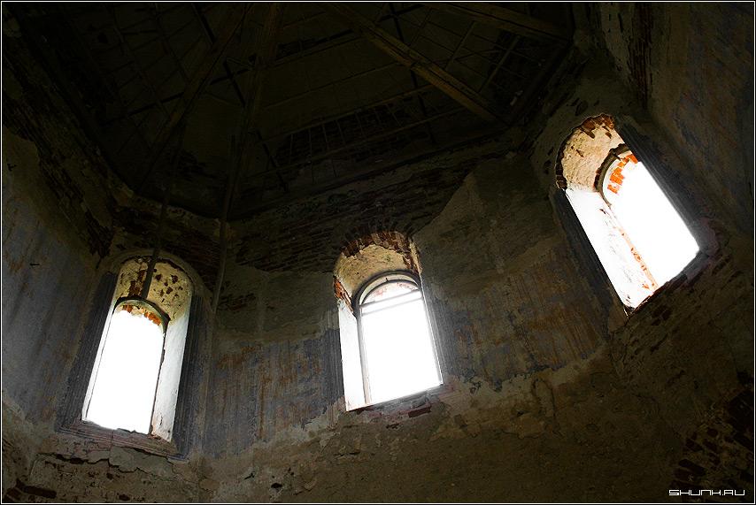 Пустота - церковь восстановление храм фото фотосайт