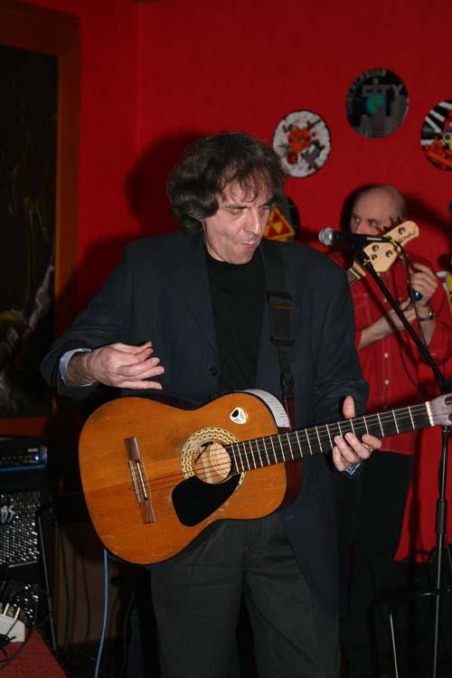 Доктор Аграновский - джаз блюз гитара фото фотосайт