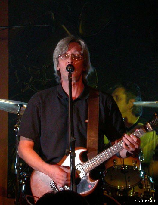 Константин Никольсткий - музыкант гитара фото фотосайт