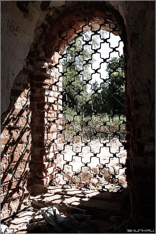 Кованая решетка - востановление храм Святителя Николая Чудотворца фото фотосайт