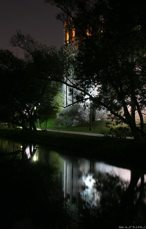Башня Новодевичьего