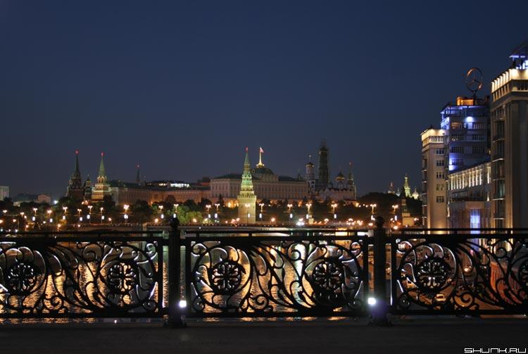 Вечерний Кремль | Ночная Москва | Храмы, церкви ...: http://www.shunk.ru/photo/803/