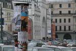 Сумбур города - афиша машины площадь