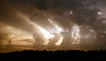 06.06.06 - шестое июня две тысячи шестого года облака лес небо