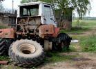 Трактор не пашет - разруха