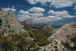 Страна гор, вин и коньяков - крым горы небо