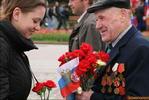 Поздравляя ветеранов... - 9 мая день победы поклонная гора ветераны
