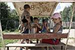 Про серьезные разговоры - дети dave обработка лето деревня