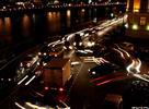 Пауза в движении 2 - ночная москва машины огни