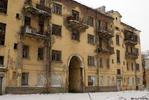 Заброшенный дом - центр москвы заброшенный дом
