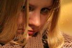 Портрет - девушка взгляд портрет